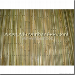 garden bamboo fencing-wire woven outside canes