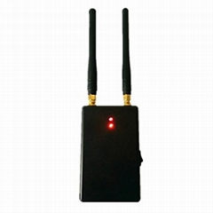 100 Meters Portable High power 315MHz 433MHz Car Remote Control Jammer