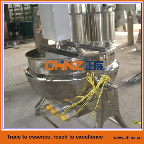 Electric Jacketed Kettle 1