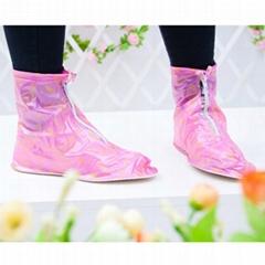 Hot selling Custom-design PVC waterproof shoe covers