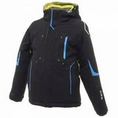 Custom cheap  waterproof men ski jacket 3xl