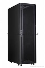 42U 800W*1000D*2000H  mesh door aluminum server cabinets