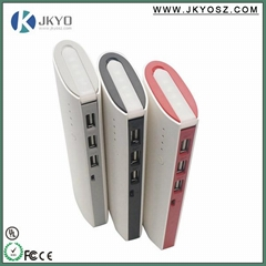 With Flashlight, Table Lamp Functional Power Bank
