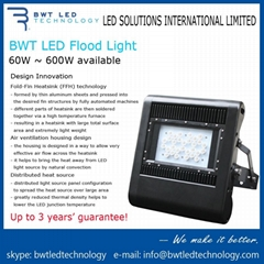 BWT LED Flood Light 60W 3 Years' Guarantee