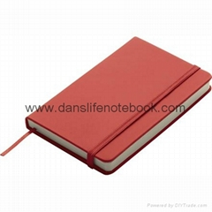 PU hardcover A5 diary_of