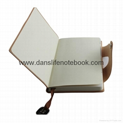 PU cover A5 size planner_China printing factory