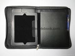 Luxury PU ipad case from