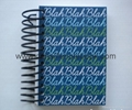 Colored glitter cover notes with lined pages_China printing factory 4