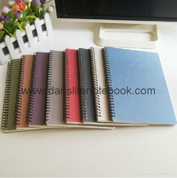 Colored glitter cover notes with lined pages_China printing factory 1