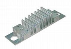 Aluminum extrusion part