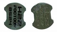 laser engraving part