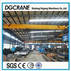 3.2 ton single girder electric hoist crane