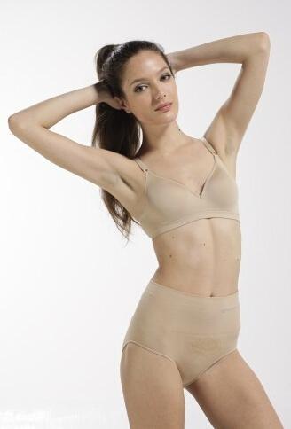 无缝女士平角裤 1