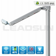 Super bright integrated solar led street light price solar power energy street l