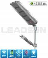 Outdoor Lighting MPPT Cotroller Solar Motion Light solar power led street light