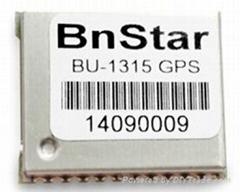 GPS satellite positioning system (GPS)/GPS car terminal module/BU - 1315