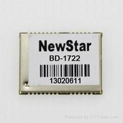 北斗測試軟件車載導航定位終端模組BD-1722