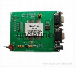 符合部標性能穩定北斗+GPS二合一的北斗模塊BD-228