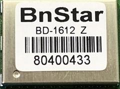 北斗模塊車載終端/北斗+GPS雙模模組BD-1612Z
