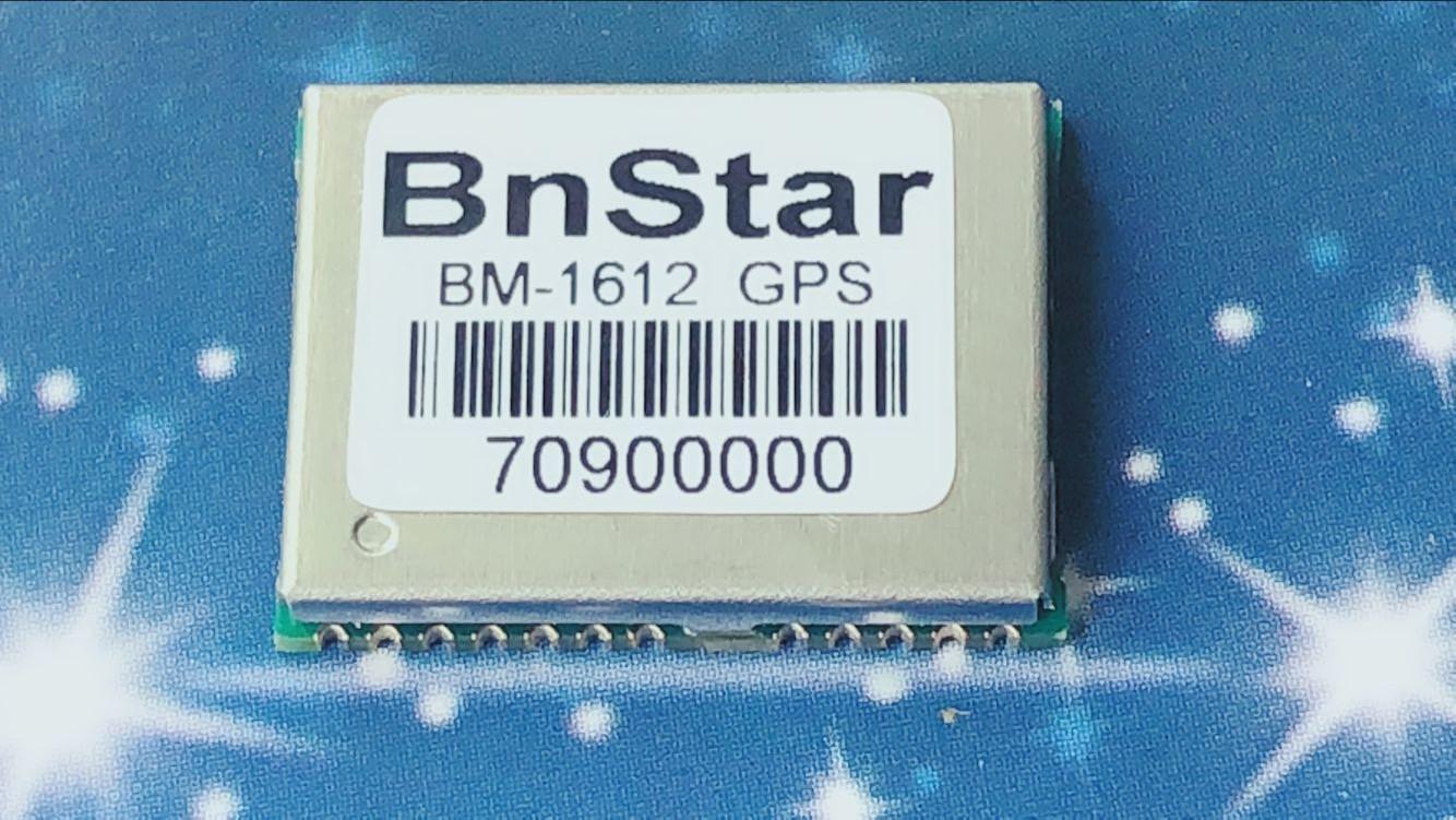 GPS 模塊車載跟蹤導航GPS衛星定位MTK模塊BM-1612 1