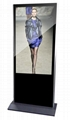 55 inch Floor Stand Touch Screen LCD Display 3