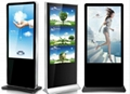 55 inch Floor Stand Touch Screen LCD Display 4