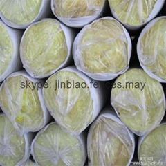 Noise insulation material glass wool