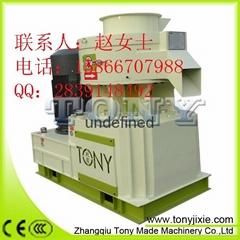 循環油潤滑立式環模顆粒機TYJ550-III