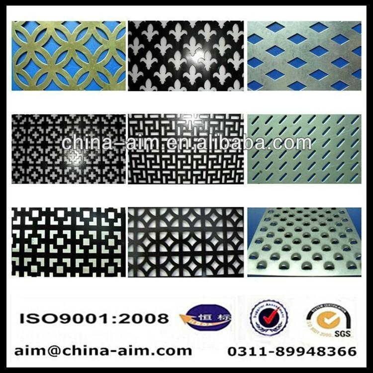 Perforated Metal Mesh 4