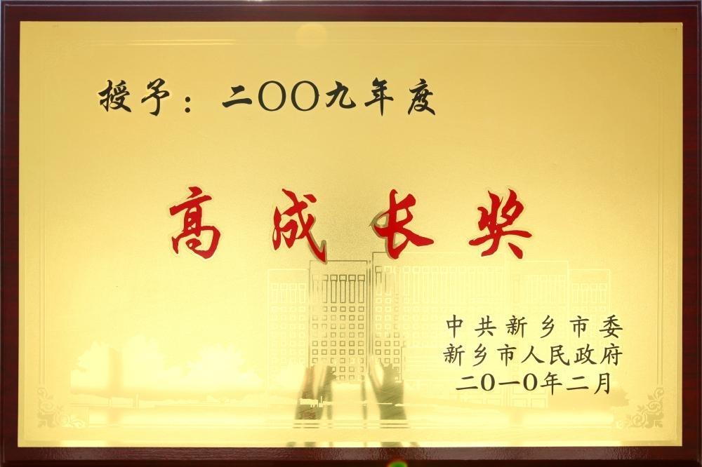 高成長獎--河南省礦山起重機有限公司