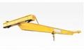 Manual Operational Single Beam Crane