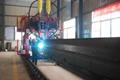 国标单梁起重机一次成型龙门自动焊先进装备