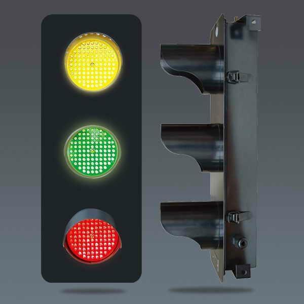 单极滑触线电源指示灯