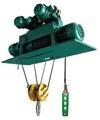 Metallurgical electric hoist