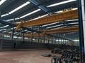 Electric hoist double beam bridge crane factory use in henan mine crane co., LTD