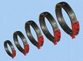 电动葫芦铸铁导绳器 盘绳器
