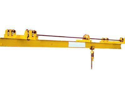SDXQ-3型手动单梁悬挂起重机