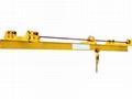 SDXQ-3型手動單梁懸挂起重機