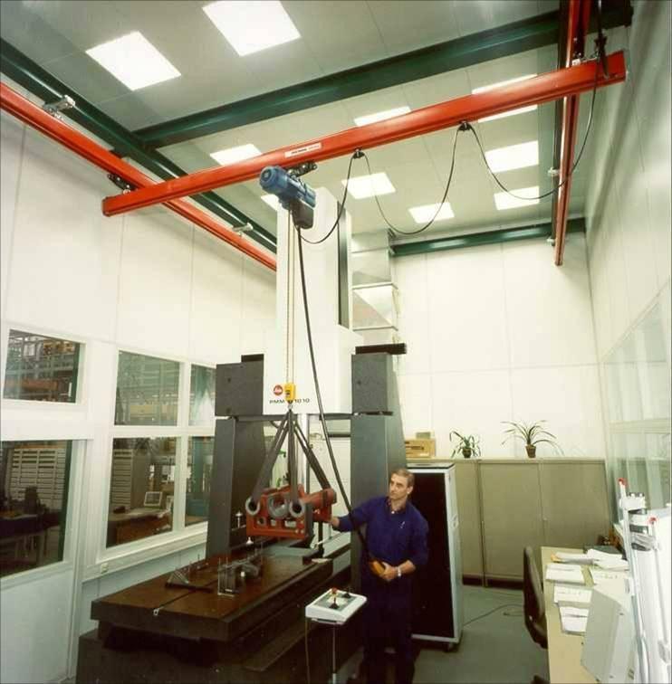 KBK在模具制造行业的应用案例