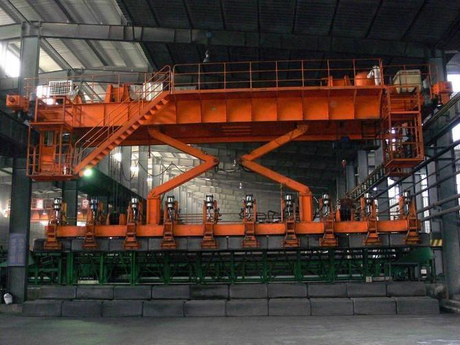 鋁電解多功能起重機