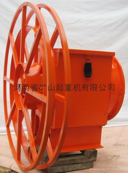 机械发条式电缆卷筒
