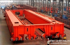 Four beam casting bridge crane