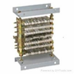 Source crane braking resistor cabinet
