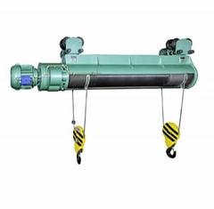CDE型吊钩电动葫芦-水闸提升电动葫芦
