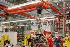 KBK组合式悬挂起重机