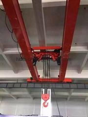 环链葫芦双梁起重机