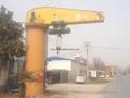 10噸重型懸臂起重機