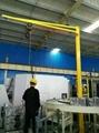 BZN型定柱式旋臂起重机