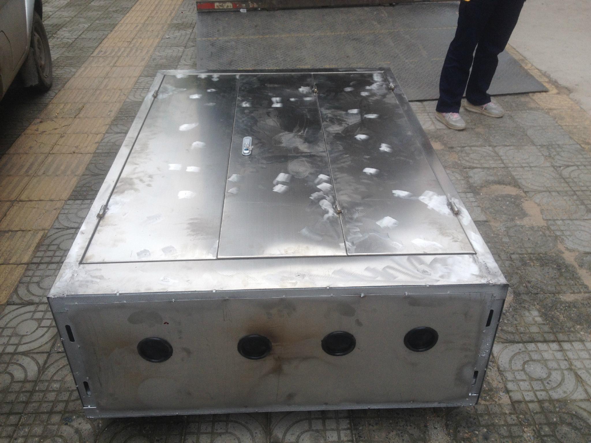 不锈钢控制柜