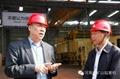 省发改委重大项目专项服务督导组莅临河南矿山考察调研